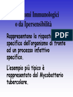 Granulomi Immunologici