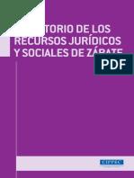 Directorio de Los Recursos Juridicos y Sociales de Zarate