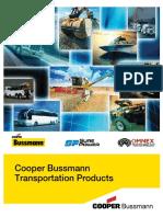 Cooper Bussmann Transport Catalog
