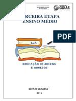 Organização de Conteúdos III Etapa Ensino Médio