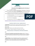 Tratados y Acuerdos Más Importantes de La Unión Europea (1)