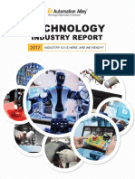 2017 Automation Alley Technology industry Report