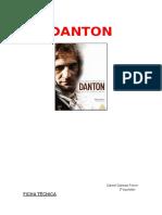 Danton Trabajo Historia
