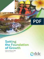 ITDC Annual Report 2015