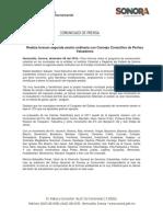 08/12/16 Realiza Icreson Segunda Sesión Ordinaria Con Consejo Consultivo de Peritos Valuadores -C.121637
