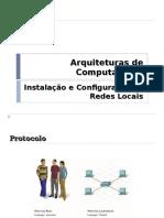 Módulo Op 3 - Instalação e Configuração de Redes Locais