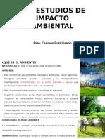 Los Estudios de Impacto Ambiental - Copia