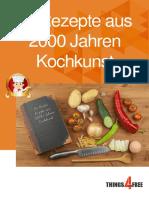 Die Besten Kochrezepte Der Letzten 2000 Jahre