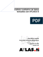 Atlas5 Manual
