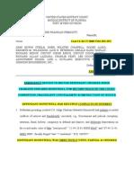 Emergency Motion to Recuse Defendant Crooked Judge Honeywell