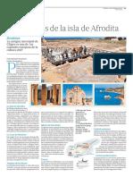 Pafos. Los secretos de la isla de Afrodita.