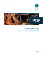 Auditing Mining INTOSAI Paper