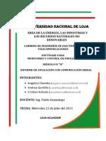 Informe de Aplicacion Lm35