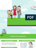 Rotafolio Educativo Para El Puerperio y La Crianza Temprana ChCC