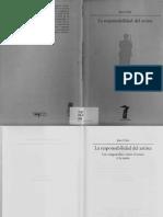 Clair, Jean - La Responsabilidad Del Artista. Las vanguardias, entre el terror y la razón (castellano, 62p).pdf