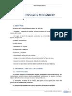 Tema 1. Ensayos Mecánicos