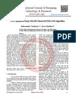 IJETR - PSO Optimized Fuzzy SMART Based MCDM ANS Algorithm