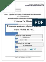 Dimensionnement Et Planification Dun Res