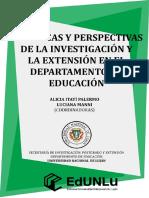 Practicas y Perspectivas de La Investigación didáctica