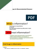 161122_Drugs in Musculoskeletal Diseases