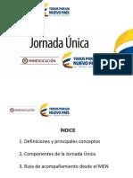 10 PPT Jornada Única - Generalidades V4