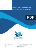 HPC Formations Et Conseil