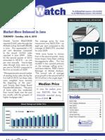 Toronto Real Estate Market Report June 2010