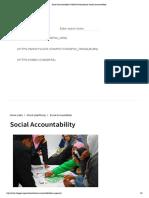 Social Accountability _ Global Partnership for Social Accountability
