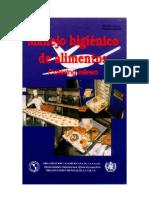 Manejo Higienico Alimentos. 1994