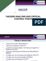 Capacitación Interna HACCP Y BPM