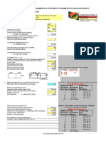 Cálculo Planta San Jose Bueno