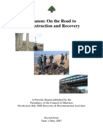 Lebanon- On the Road to Reconstruction and Recovery.pdf