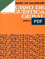 Curso de Linguística Geral (Ferdinand de Saussure).pdf
