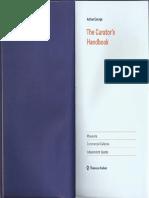 George, Adrian - The Curator's Handbook (2015) - Introduction.pdf