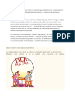 Clase de Linguistica General