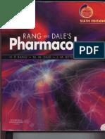 Rang and Dales Pharmacology
