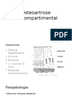 Osteoartrose Unicompartimental.pptx