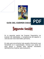 2da. Sesion Diagnostica (1)