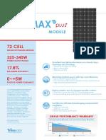 Datasheet Tallmax M Plus Apr(Valid) 2016 A