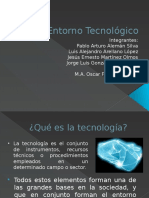 Entorno-Tecnológico