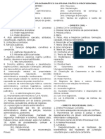 ANEXO II - Matéria Cobrada Na Prova Objetiva - OAB