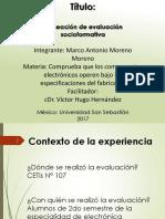 FORMATO. Planeacion de La Evaluacion 1