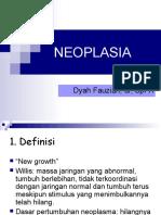 Neoplasia Fkm