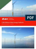 EON Offshore Wind Factbook en December 2011