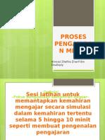 Proses Pengajaran Mikro PSV