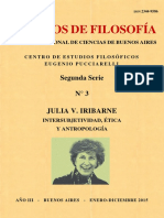 Escritos de Filosofía 3 (2015)