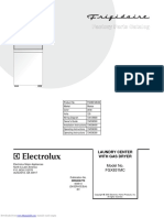 Electrolux Fgx831cs1