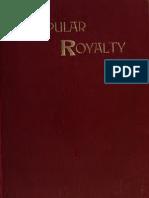 (1904) Popular Royalty