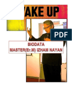Biodata Dr Izham Rasmi 2016