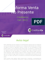 Plataforma Venta No Presencial E COMMERC